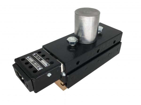 S155 150mm x 50mm mit 43mm Einspannzapfen inkl. Gravur